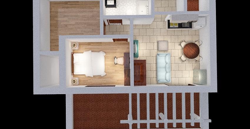 Copy of casa com 1 andar e res chao-1 Interior Design Render