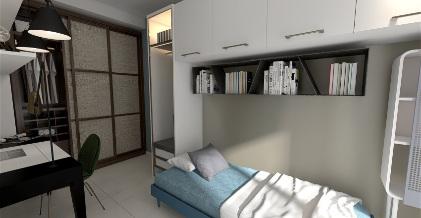 Cuomo_copy Interior Design Render