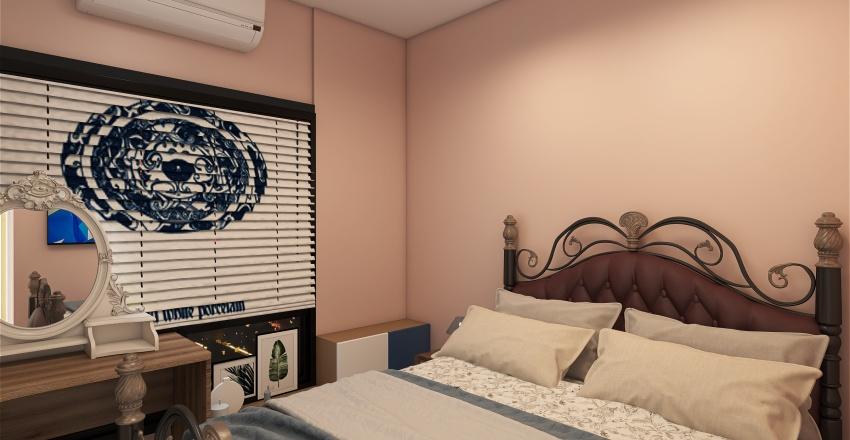 喵胖家 (現代風) (正確版) Interior Design Render