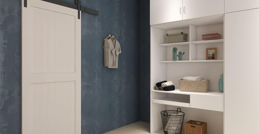 lavandery Interior Design Render