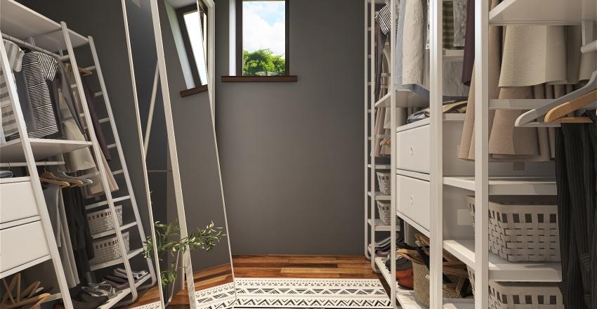 Hagavik - Three bedroom Interior Design Render