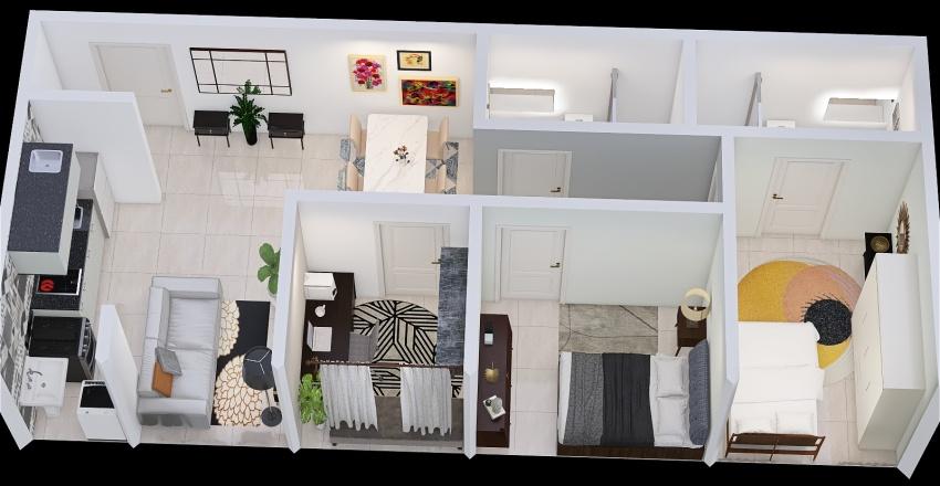 felipe Interior Design Render