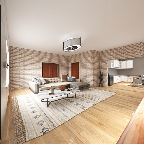 Dream Home - Breece Low Interior Design Render