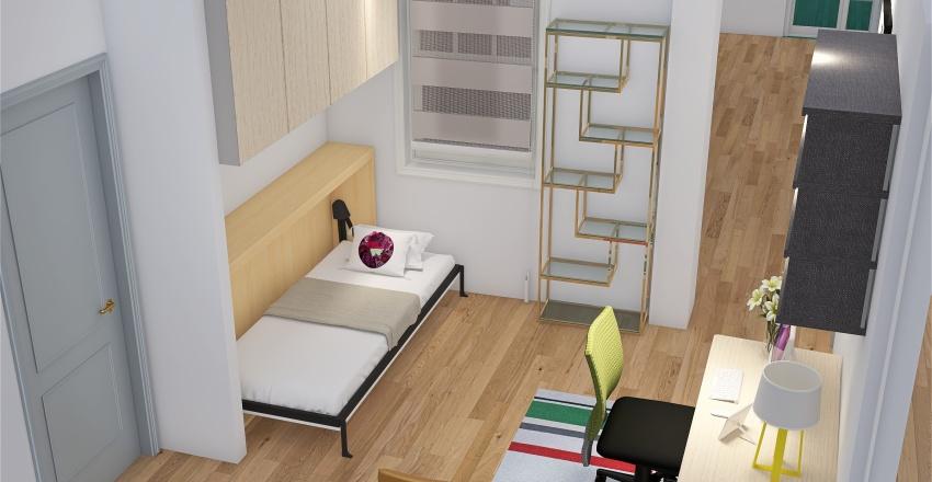 Alicia Proyecto-01 Interior Design Render