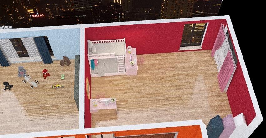 Copy of casa juanita Interior Design Render