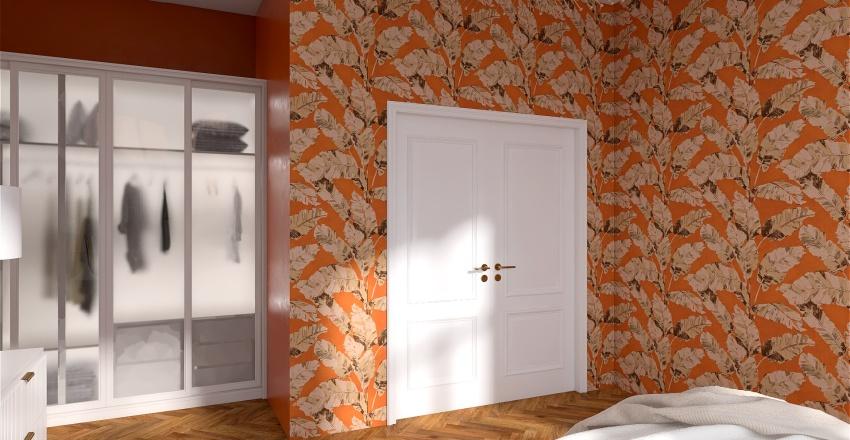 Appartement Haussmannien Interior Design Render
