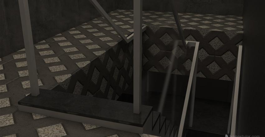 Urban Uncovered Interior Design Render