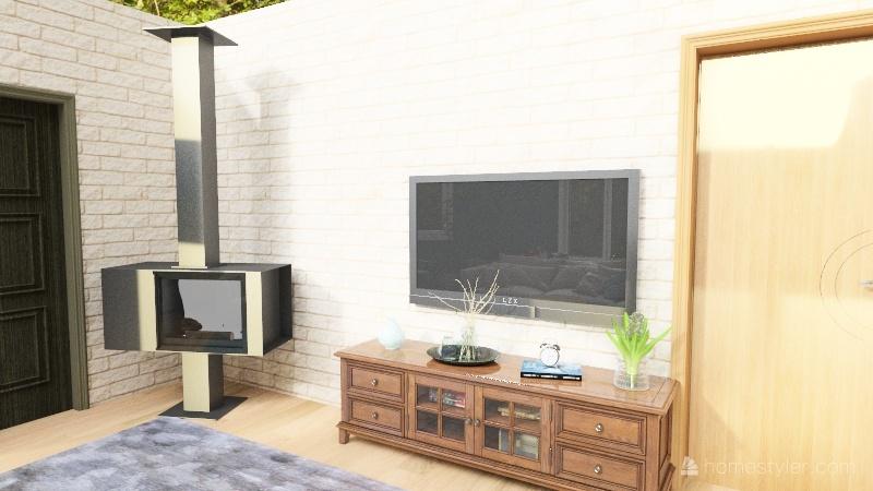 ground Interior Design Render
