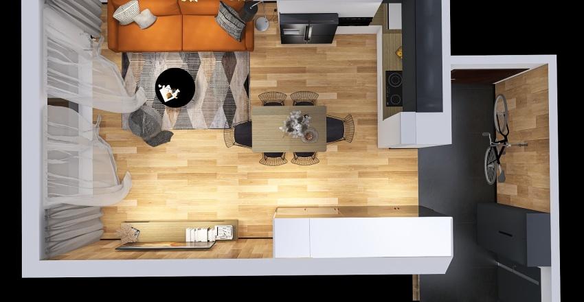rum1 Interior Design Render