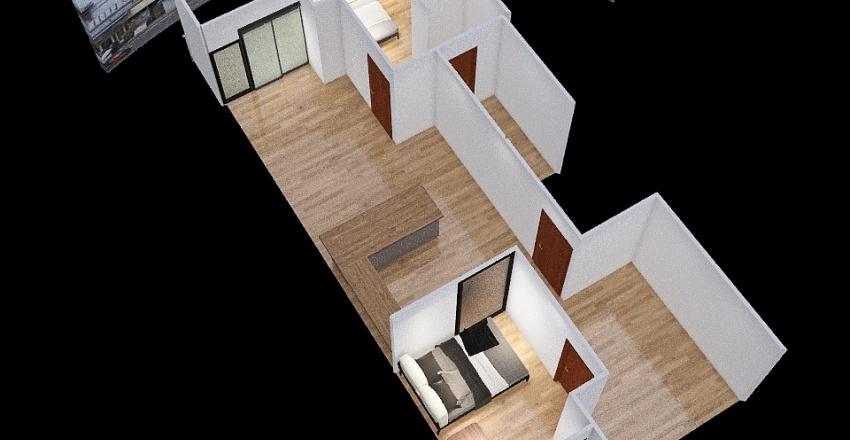 66 Isabella Interior Design Render