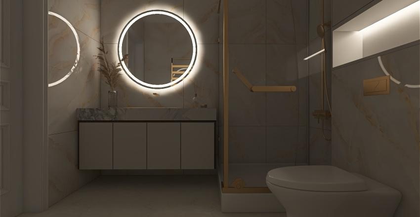 Bathroom concepts Interior Design Render