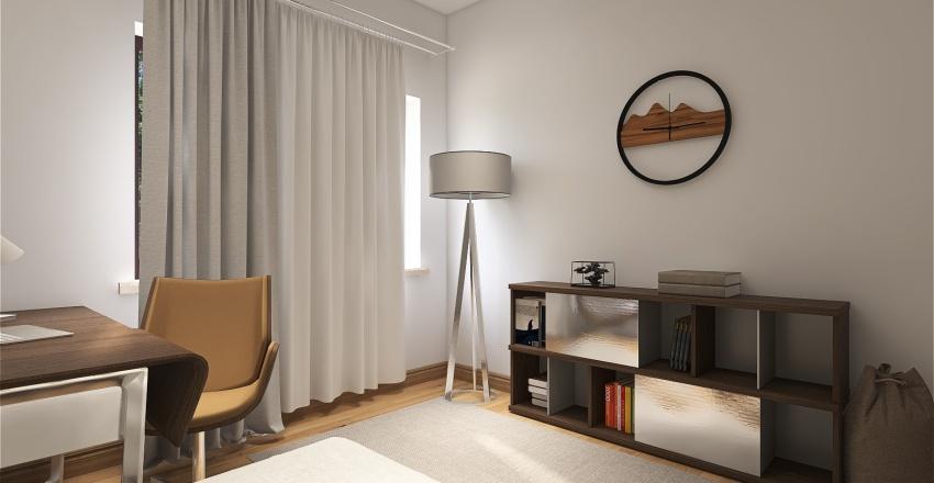SOBE345 Interior Design Render