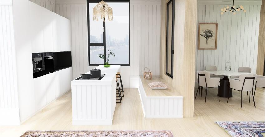 lofty thing Interior Design Render