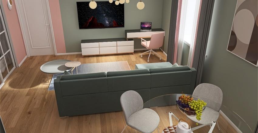 св ав 4в Interior Design Render