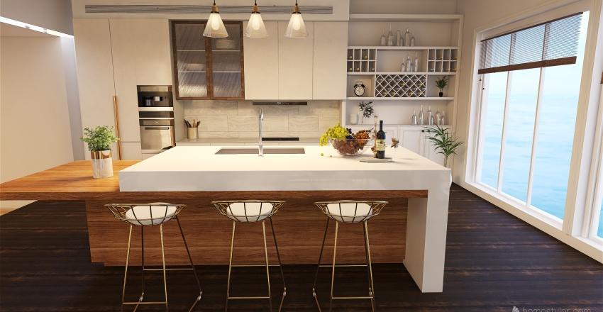 Modernity Interior Design Render