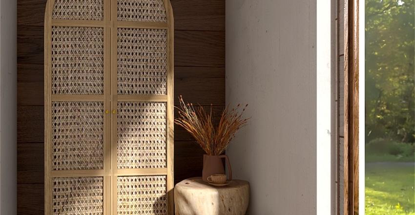 peace and quiet Interior Design Render