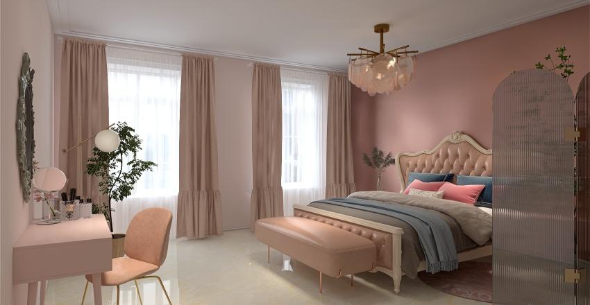 Different rooms Interior Design Render
