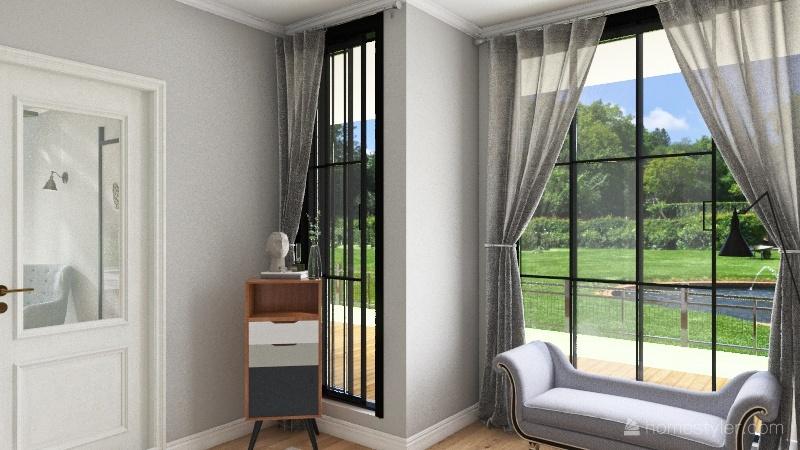Modern house 2021 Interior Design Render