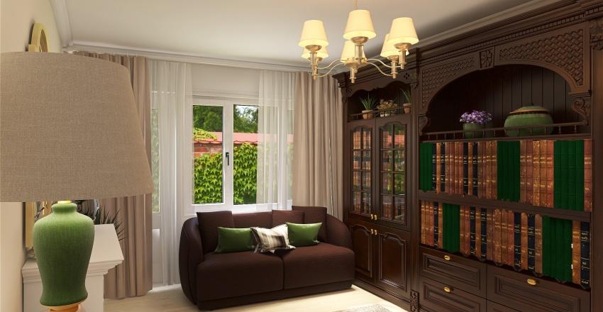 Living Stefania, refresh Interior Design Render