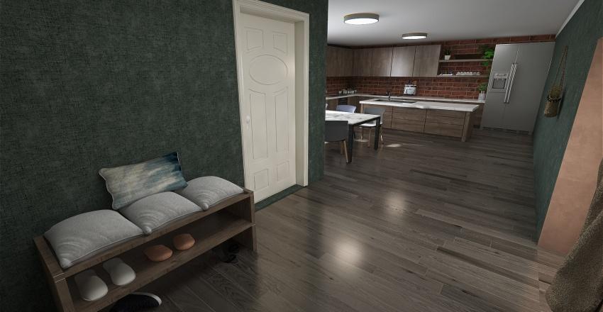 House 11 Interior Design Render