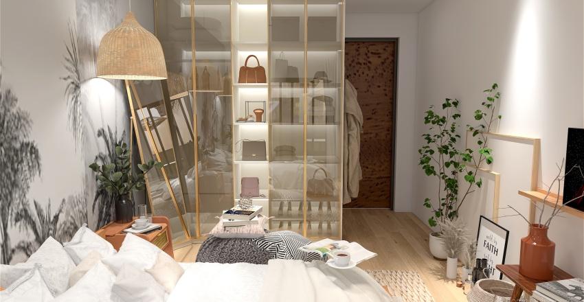 Quarto T&J Interior Design Render