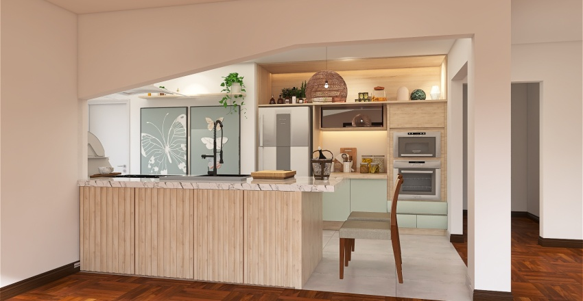 Flavia A. | 25.07.21 Interior Design Render