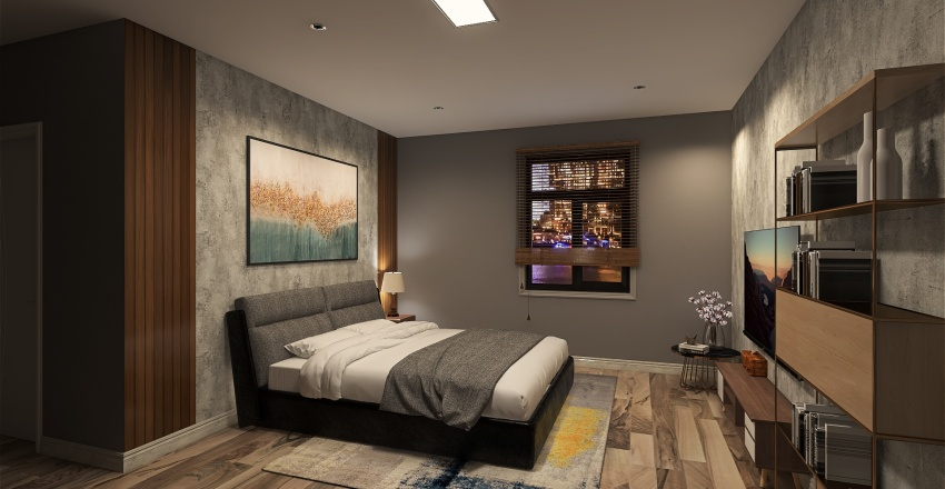 THE THIRD HOUSE BY ME Interior Design Render