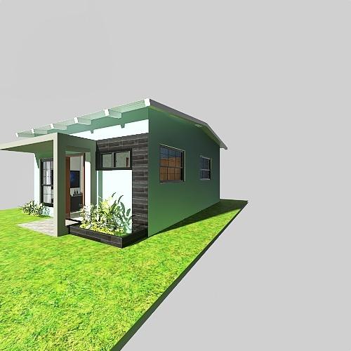 CASA5X6TERMINADA Interior Design Render