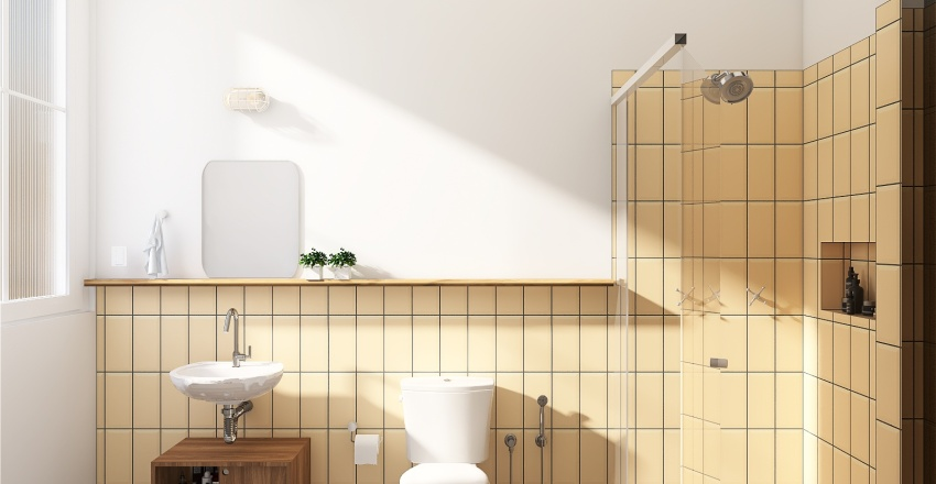 YUCA - Dona Julia R01 Interior Design Render