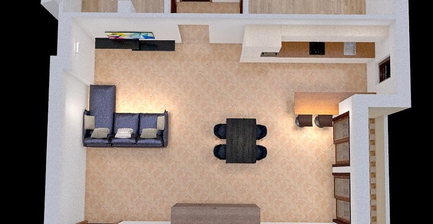 casa JE Interior Design Render