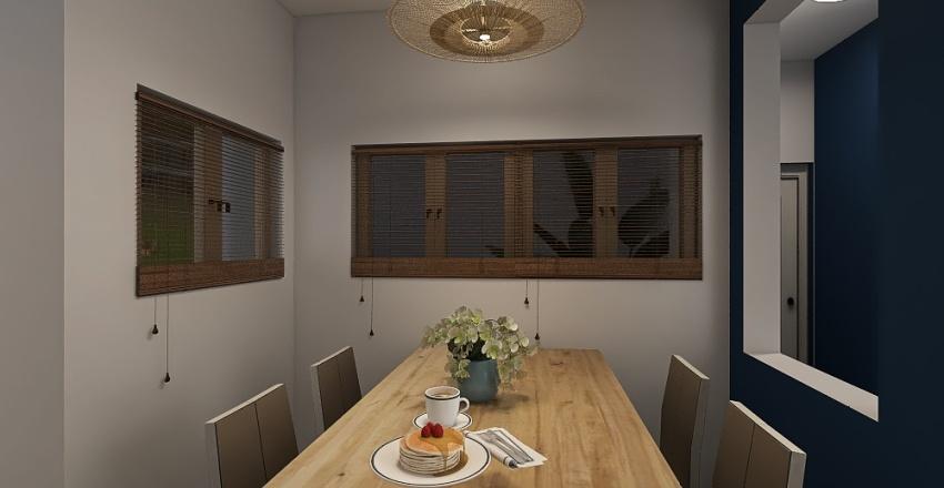 Casa Mar Interior Design Render
