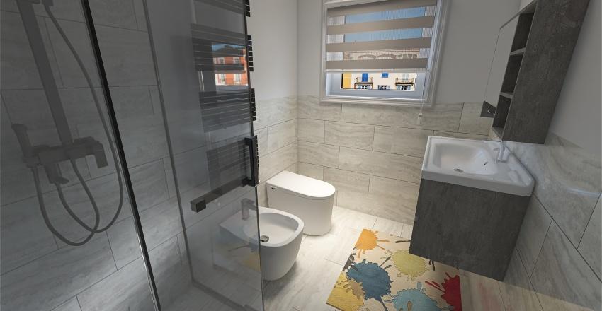 Via Jarach 5 - MI Interior Design Render