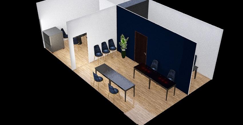 biuro 2 Interior Design Render