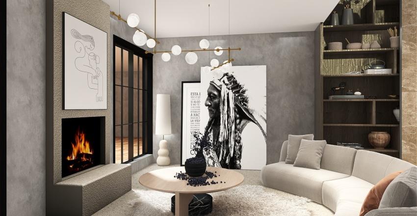 No 10 Interior Design Render