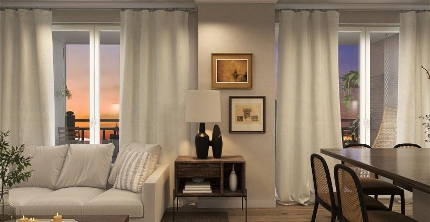 SP Home 2 Interior Design Render