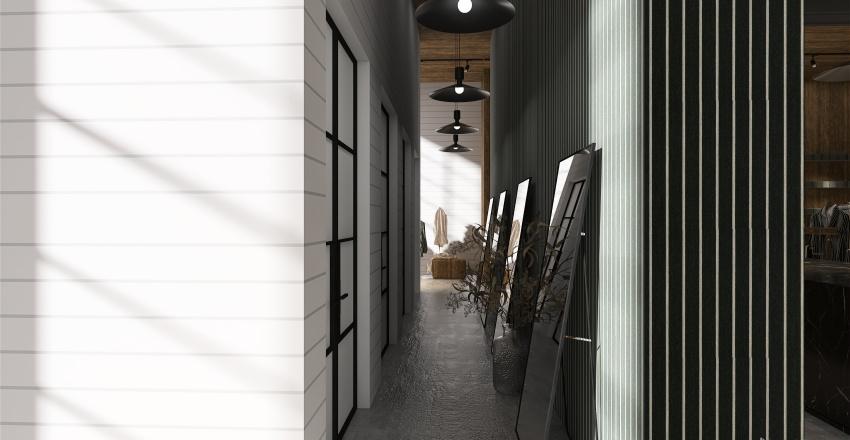 | MENS CLOTHING STORE | Interior Design Render