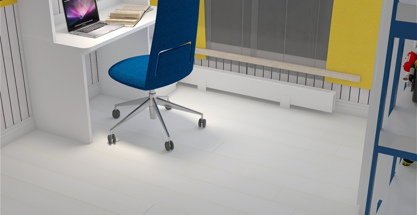 шаблон дизайн квартиры Interior Design Render