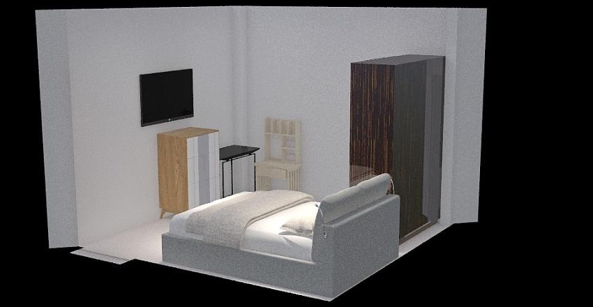 Example-002 Interior Design Render