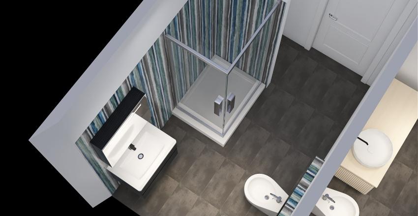 Emmanuela LO MANCINO Interior Design Render