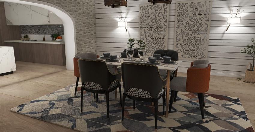 solitude Interior Design Render