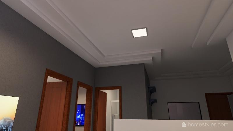 Racunho Casa Interior Design Render
