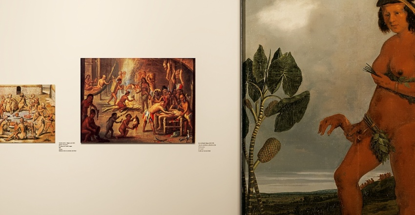 Colonizers and Portraitists Interior Design Render