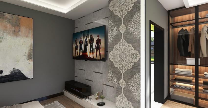 House Place Interior Design Render