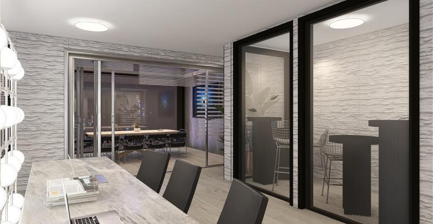 Insideout Designs Office  Interior Design Render