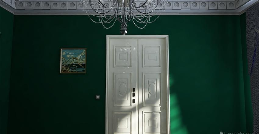 luxury  Interior Design Render