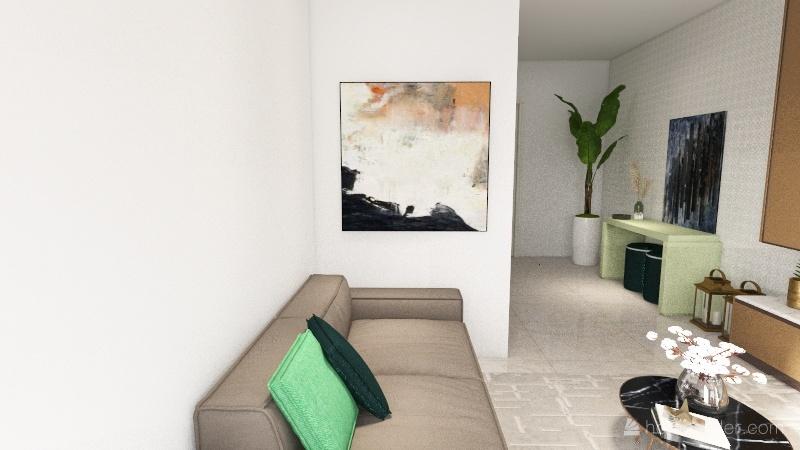 ap aline Interior Design Render
