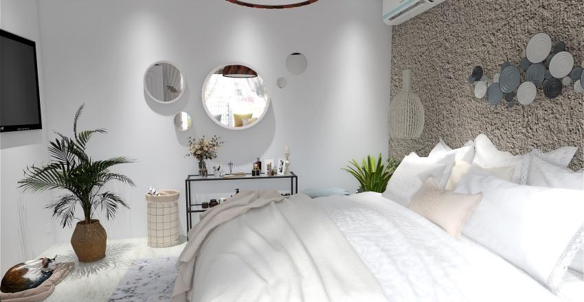 vacation rest apartment Interior Design Render