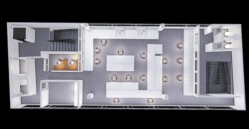 WEATHERFORD PISO 2 Interior Design Render