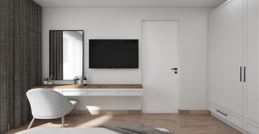 THE AIRBNB Interior Design Render