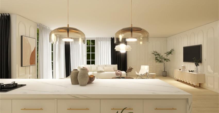 All about the kitchen - Remake Interior Design Render